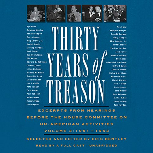 Thirty Years of Treason, Vol. 2 audiobook cover art