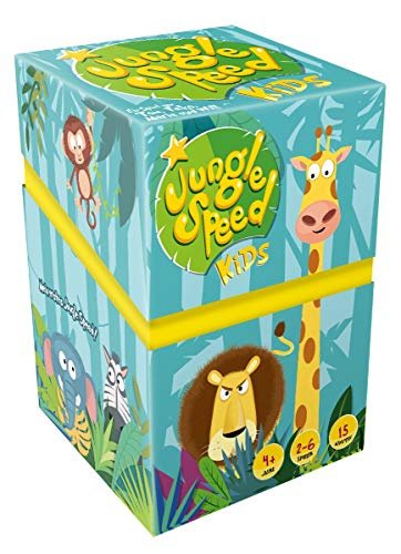 Asmodee GmbH ASMD0017 Jungle Speed Kids - Silla de paseo, multicolor , color/modelo surtido