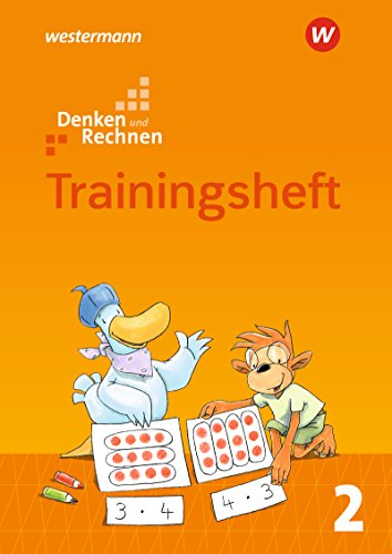 Denken und Rechnen - Zusatzmaterialien Ausgabe 2017: Trainingsheft 2: Trainingsheft - Ausgabe 2017