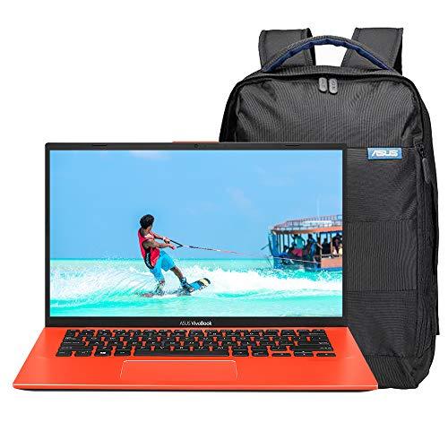ASUS VivoBook A412FA 14 inch Full HD Laptop (Intel i3-8145U, 512 GB SSD, 4 GB RAM, Backlit Keyboard, Windows 10) Includes ASUS Backpack - Amazon Exclusive