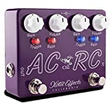XOTIC / AC/RC-OZ Oz Noy Limited Edition Effects Pedal ブースター/オーバードライブ