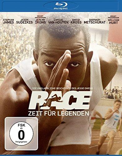 Race - Zeit für Legenden [Blu-ray]