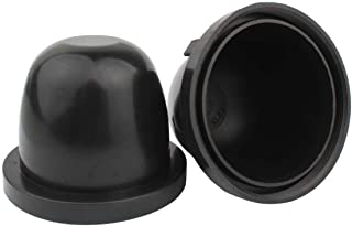 TOMALL 83mm Staubschutz für LED Scheinwerfer Ersatz Gummidichtung Caps Kit