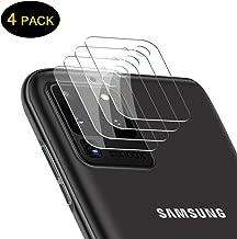 [ 4 Pack ] AVIDET for Samsung Galaxy S20 Ultra Camera...