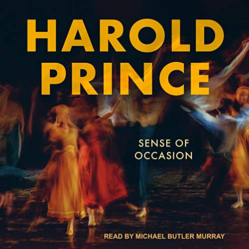 Sense of Occasion Audiobook By Harold Prince cover art