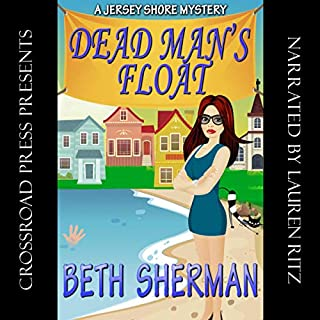 Dead Man's Float: A Jersey Shore Mystery cover art