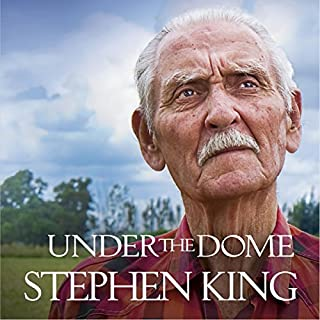 Under the Dome                   By:                                                                                                                                 Stephen King                               Narrated by:                                                                                                                                 Raul Esparza                      Length: 34 hrs and 24 mins     307 ratings     Overall 4.5