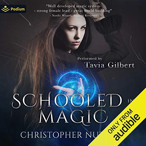 Couverture de Schooled in Magic
