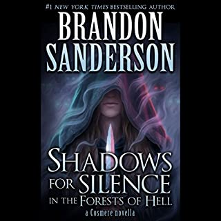 Shadows for Silence in the Forests of Hell cover art