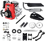 Best Bicycle Engine Kits - Anbull 49CC 4 Stroke Gas Petrol Motorized Bike Review
