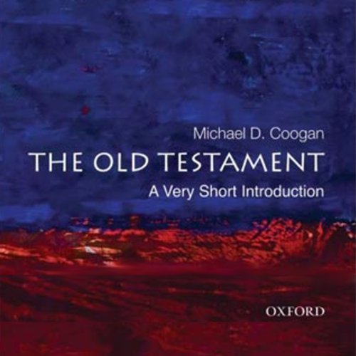 The Old Testament: A Very Short Introduction audiobook cover art