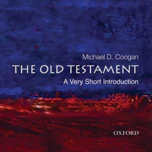 Page de couverture de The Old Testament: A Very Short Introduction