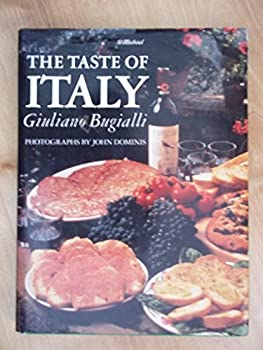 Taste of Italy, The 1850290199 Book Cover