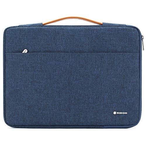 NIDOO 10 Pollici Custodia Borsa Custodie Morbide Protettiva Laptop Sleeve Portatile Computer Notebook PC Tablet per 10.2  iPad 10.5  11  iPad Pro Air 10  Microsoft Surface Go 10.5  Galaxy Tab S6, Blu