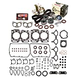 Evergreen HSTBK9008 Head Gasket Set Timing Belt Kit Compatible with/Replacement for 98-99 Subaru...
