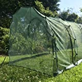 GardenSkill <span class='highlight'>Chicken</span> Run & <span class='highlight'>Hen</span> House Tunnel | Avian Bird Flu Protection <span class='highlight'>Coop</span> & Pet Cage for Poultry Rabbits Tortoises - 2 x 1 x 1m H