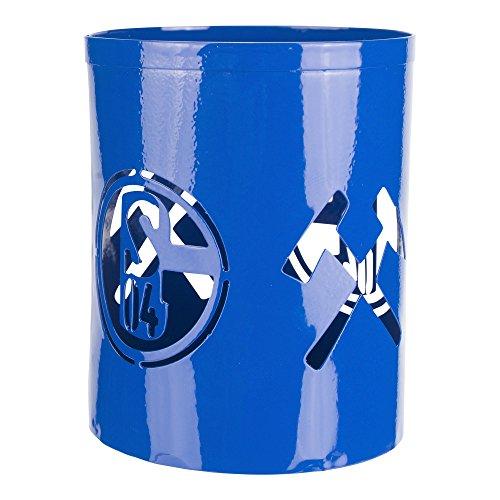 FC Schalke 04 Teelichthalter / Teelichglas