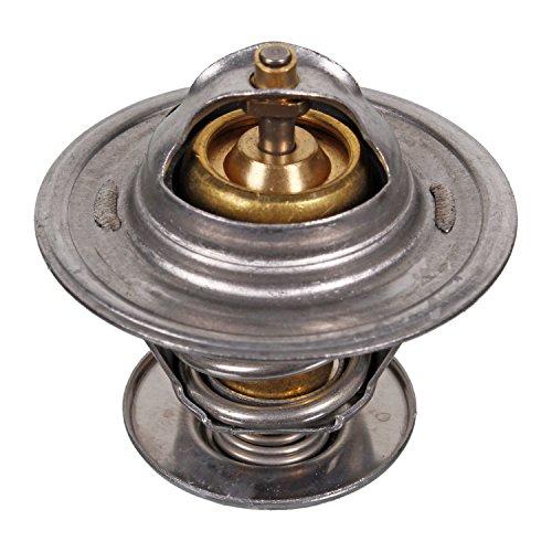 febi bilstein 17888 Thermostat ohne Dichtung , Schalttemperatur 87° C, 1 Stück