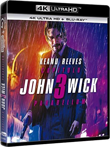 John Wick 3 Parabellum (4K Ultra HD + Blu-ray) [Blu-ray]