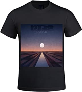 rjd2 dame fortune Men T Shirts Crew Neck Music Black