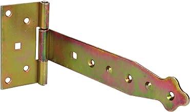 KOTARBAU® Kruis 200 mm winkelband deurscharnier scharnier scharnier scharnier bouwbeslag tuinpoort tuinpoort tuinval verzi...