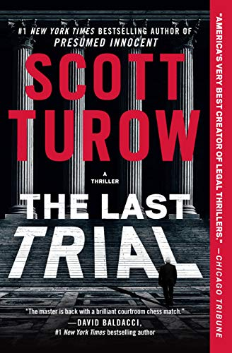 The Last Trial (Kindle County Book 11)