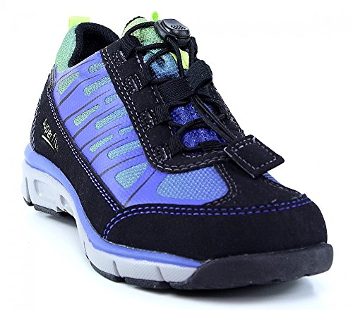 superfit – Chaussures pour Enfants 5–00415–85 - Bleu - Bleu,
