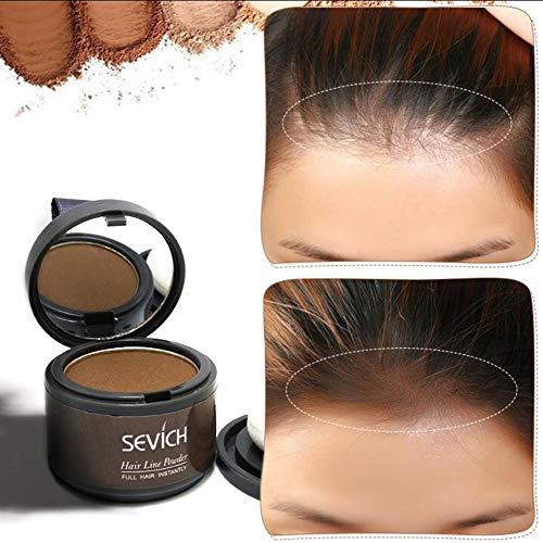 *Premium* Sevich Haaransatz Haar Puder Concealer Haarfarbe Make up für Kopfhaut/Haare vers. Farben...