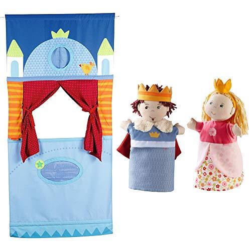 HABA Türtheater + Prinz + Prinzessin
