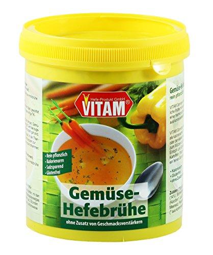 Gemüse-Hefebrühe. pastös (1 Kg)