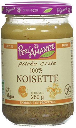 Perl'Amande Purée de Noisettes Bio 280 g