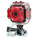 Best Hd Action Cameras - PROGRACE Children Kids Camera Waterproof Digital Video HD Review