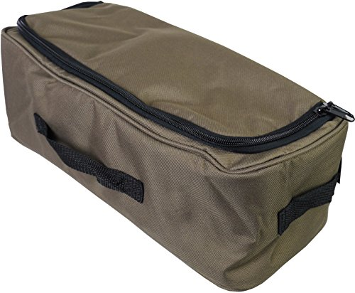 Carp Barrow Fishing Luggage Standard Storage Accessories Bag (Green)