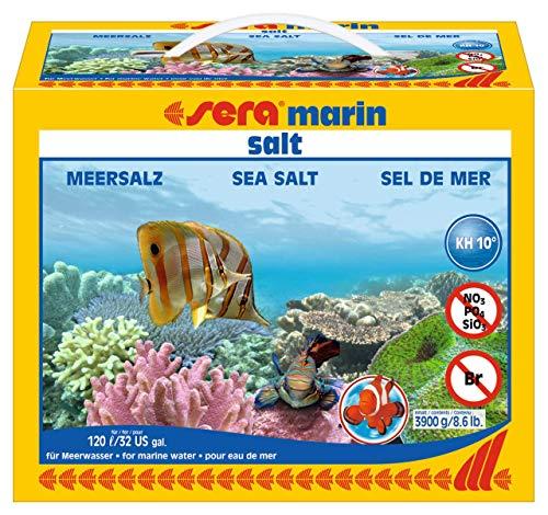 SERA Marin Salt Traitement de l'eau 3900 Unités