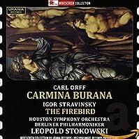 Orff/Stravinsky: Carmina/Fireb