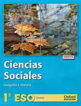 Ciencias Sociales 1º ESO Adarve (Canarias): Libro del Alumno - 9788467359060