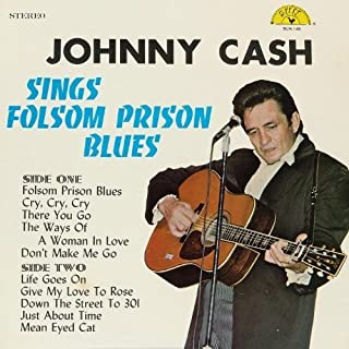 Johnny Cash Sings Folsom Prison Blues [Analog]