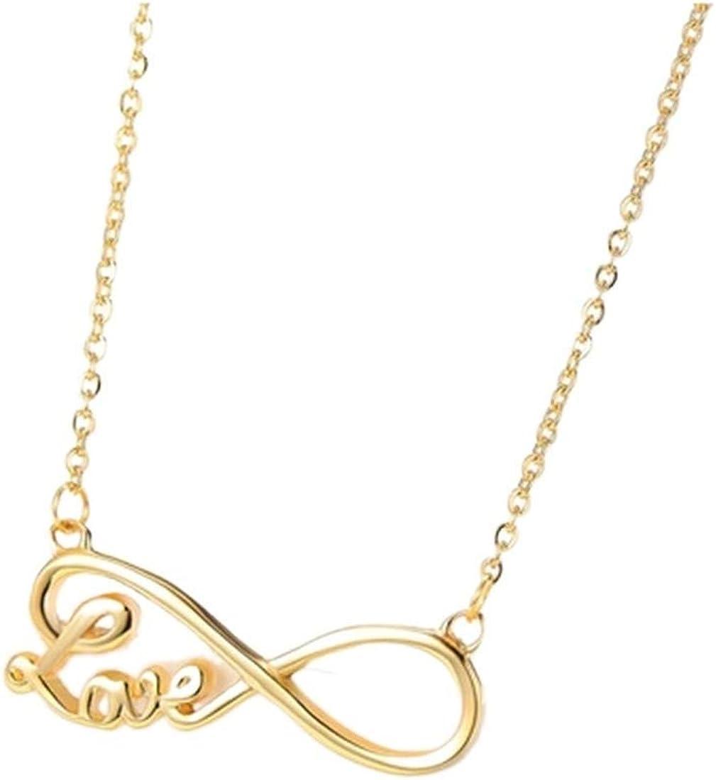 Infinite love, necklace collar love Valentine, Infinite love necklace