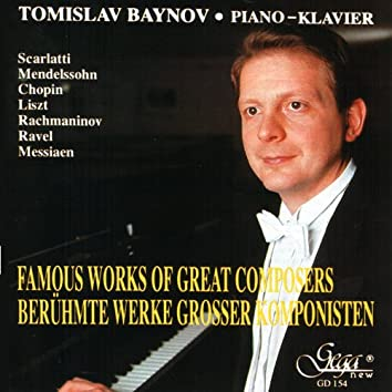 FAMOUS WORKS OF GREAT COMPOSERS