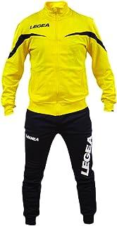Perseo Sport Tuta Legea Mosca T122 Uomo Allenamento Fitness Calcio Tempo Libero Vari Colori e TG …
