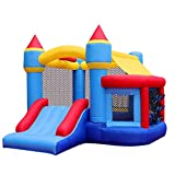 Best Bounce Houses - RETRO JUMP Inflatable Bouncer with Blower Kids Bounce Review