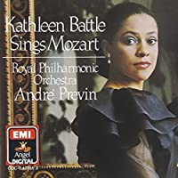Kathleen Battle Sings Mozart (1990-10-25)