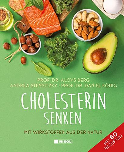 Cholesterin senken: Mit Wirkstoffen aus der Natur