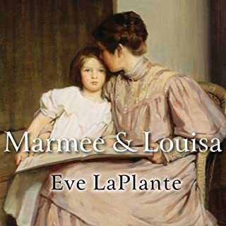 Marmee and Louisa audiobook cover art