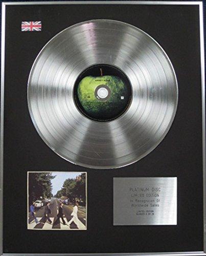 The Beatles – Edition Limitée – CD Platine disque – Abbey Road