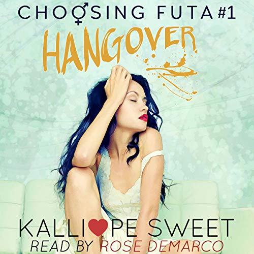 Hangover audiobook cover art