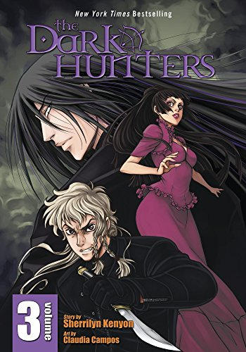 The Dark-Hunters, Vol. 3 (Dark-Hunter Manga) (English Edition)