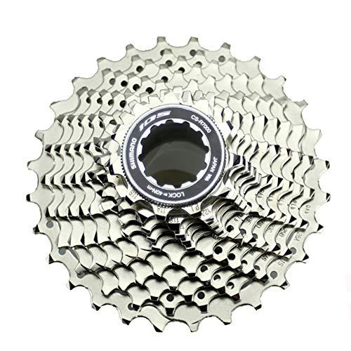AJO R7000 MTB Ciclismo de Bicicleta Pieza Freewheel Sprocket 11-28/30/32/34T, 12-25T BICICLOTE Freewheel Block Tornillo en Cassette Cog 11 Índice de Velocidad (Size : CS-R7000 12-25T)