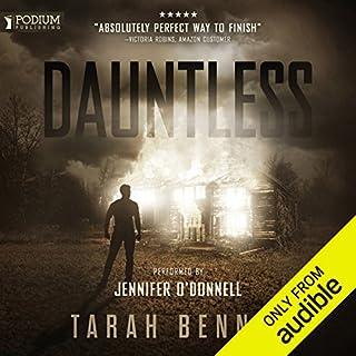 Dauntless audiobook cover art