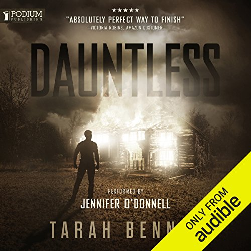 Dauntless audiobook cover art